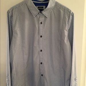 NWOT PRANA Long Sleeved button down shirt